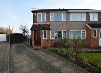 Thumbnail 3 bed semi-detached house for sale in Ashleigh Gardens, Woodlesford, Leeds