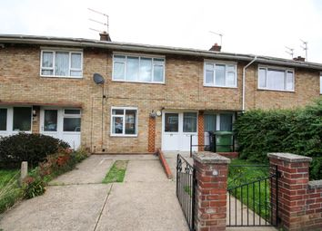 Thumbnail 3 bed terraced house for sale in Oxford Avenue, Gorleston, Great Yarmouth