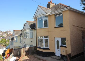 Thumbnail 3 bed semi-detached house for sale in Stansfeld Avenue, Paignton