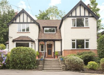 Thumbnail 4 bed detached house for sale in Woodlands Close, Gerrards Cross, Buckinghamshire