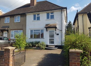 Thumbnail 2 bed semi-detached house to rent in Tudor Way, Mill End, Rickmansworth