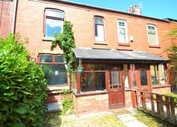 Thumbnail 4 bedroom terraced house to rent in Park Avenue, Swinton, Manchester