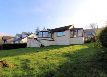 Thumbnail 2 bedroom detached bungalow for sale in Pinetrees The Bay, Strachur