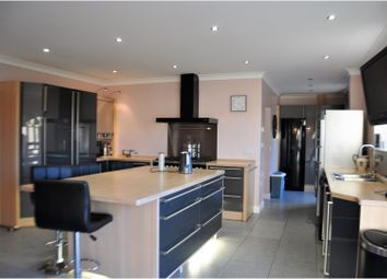 Thumbnail 5 bedroom detached house for sale in Hackensall Road, Poulton-Le-Fylde