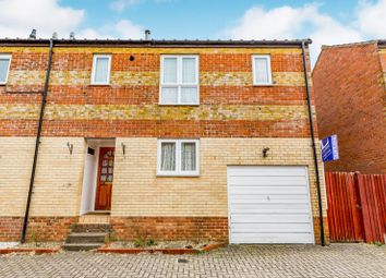 Thumbnail 4 bedroom terraced house to rent in Wisley Avenue, Bradwell Common, Milton Keynes