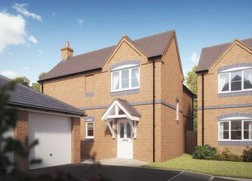 Thumbnail 5 bed detached house for sale in Whitacre Gardens, Plot 4 Station Road, Whitacre Heath