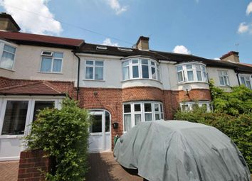 Thumbnail 4 bed terraced house to rent in Belmont Avenue, New Malden