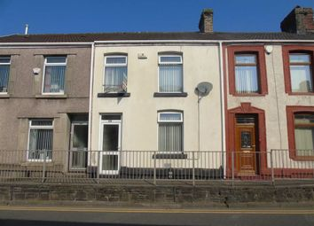Thumbnail 3 bedroom terraced house for sale in Clydach Road, Morriston, Swansea