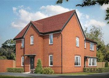 Thumbnail 3 bed detached house for sale in Crewe Road, Winterley, Sandbach