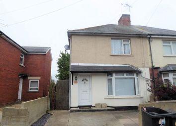 Thumbnail 3 bedroom semi-detached house for sale in Willows Avenue, Pinehurst, Swindon