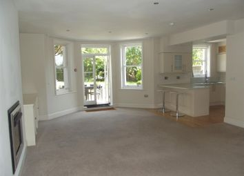 Thumbnail 3 bed flat to rent in Wilbury Road, Hove