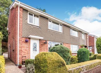Thumbnail 3 bed semi-detached house for sale in Lansdowne Close, Birstall, Batley