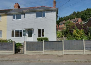 Thumbnail 3 bed semi-detached house for sale in Woodland Road, Parkend, Lydney