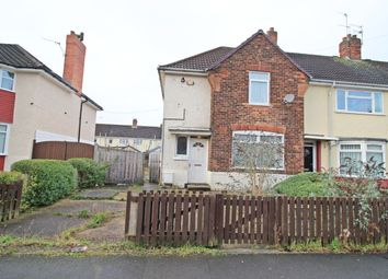 Thumbnail 3 bed end terrace house for sale in Ruswarp Grove, Hull
