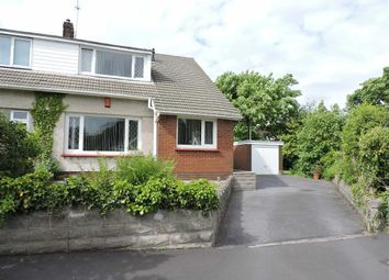 Thumbnail 3 bed semi-detached bungalow for sale in Enfield Close, Cwmrhydyceirw, Swansea