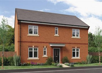 "Thumbnail 4 bedroom detached house for sale in ""Stevenson B"" at Hastings Close, Chesterfield"