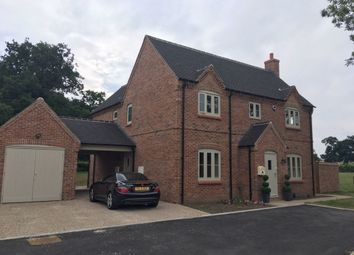 Thumbnail 4 bed detached house to rent in Oak Trees Close, Rolleston On Dove, Burton Upon Trent, Staffordshire