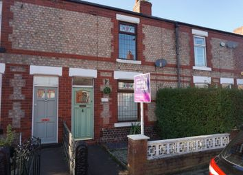 Thumbnail 2 bed terraced house for sale in Allanson Road, Manchester