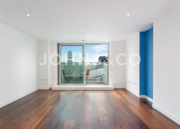 Thumbnail 1 bedroom flat for sale in Pan Peninsula, West Tower, London
