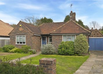 Thumbnail 2 bed detached bungalow for sale in West End Lane, Esher, Surrey
