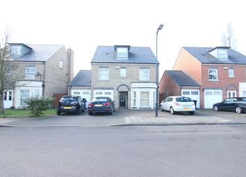 Thumbnail 4 bedroom detached house for sale in Compton Avenue, Wembley, Greater London