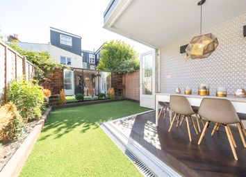 Thumbnail 4 bed terraced house for sale in Antrobus Road, London