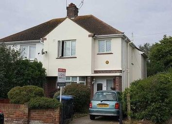 Thumbnail 3 bed semi-detached house for sale in Hugin Avenue, St Peters, Broadstairs