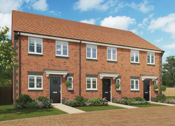 Thumbnail 2 bed terraced house for sale in Whichers Gate Road, Rowlands Castle, Hampshire