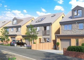 Thumbnail 5 bed detached house for sale in The Hatters Mews, Lower Stone Close, Frampton Cotterll, Bristol