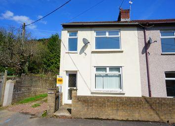 Thumbnail 3 bed end terrace house for sale in Medart Street, Cross Keys, Newport