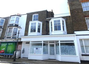 Thumbnail 2 bed flat to rent in Addington Street, Ramsgate