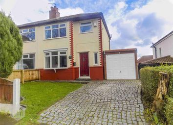 Thumbnail 3 bed semi-detached house for sale in The Heights, Horwich, Bolton, Lancashire