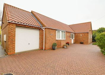 Thumbnail 3 bed detached bungalow for sale in Castledyke West, Barton-Upon-Humber