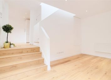 Thumbnail 2 bed town house for sale in Stoke Newington High Street, Stoke Newington, London