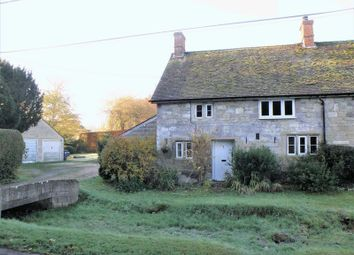 Thumbnail 3 bed semi-detached house to rent in The Street, Chilmark, Salisbury