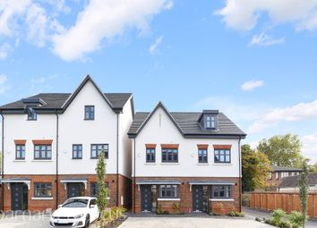 Thumbnail 3 bedroom semi-detached house for sale in Langtree Place, Woking, Woking