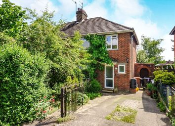 Thumbnail 3 bed semi-detached house for sale in Parker Avenue, Hertford