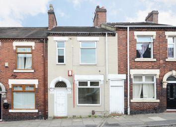 Thumbnail 2 bedroom terraced house for sale in Turner Street, Bircheshead, Stoke On Trent