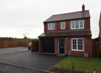 Thumbnail 3 bedroom detached house for sale in Rufus Road, Meadowbrook, Carlisle