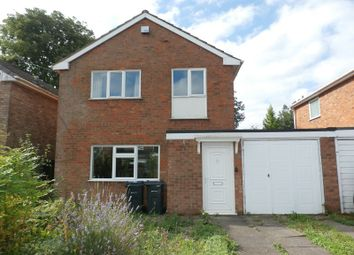 Thumbnail 3 bed link-detached house for sale in Norris Drive, Stechford/Yardley, Birmingham