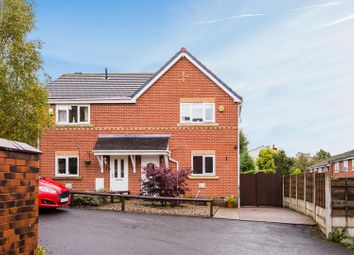 Thumbnail 3 bed semi-detached house for sale in Tottington Fold, Harwood, Bolton