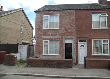 Thumbnail 2 bed end terrace house to rent in Chatsworth Street, Tibshelf, Alfreton