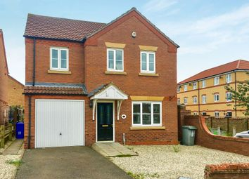 Thumbnail 4 bed detached house for sale in Friars Gate, Boston