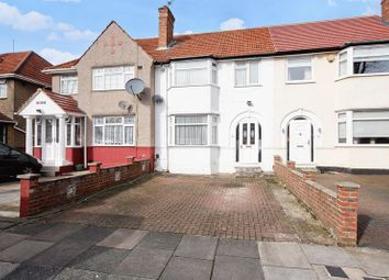 Thumbnail 3 bed terraced house for sale in Cambridge Avenue, Greenford