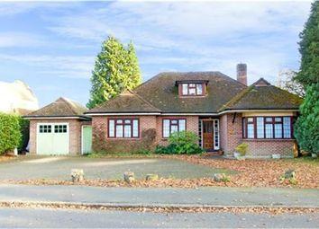 Thumbnail 3 bed detached bungalow for sale in Westcar Lane, Hersham, Walton-On-Thames, Surrey