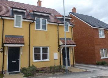 Thumbnail 2 bed semi-detached house to rent in Farmers Row, Fulbourn, Cambridge