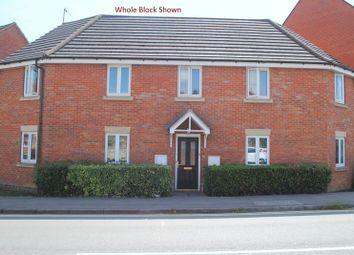 Thumbnail 2 bed flat for sale in Rectory Gardens, Irthlingborough, Wellingborough