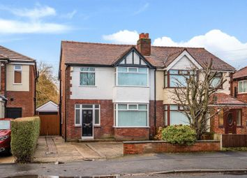 Thumbnail 3 bed semi-detached house for sale in Yew Tree Road, Ormskirk