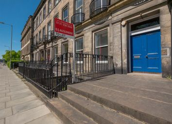 Thumbnail 3 bed terraced house to rent in Brunton Place, Edinburgh