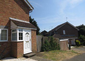 Thumbnail 1 bed semi-detached house to rent in Krohn Close, Buckingham
